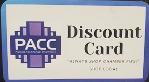 PACC Discount Card